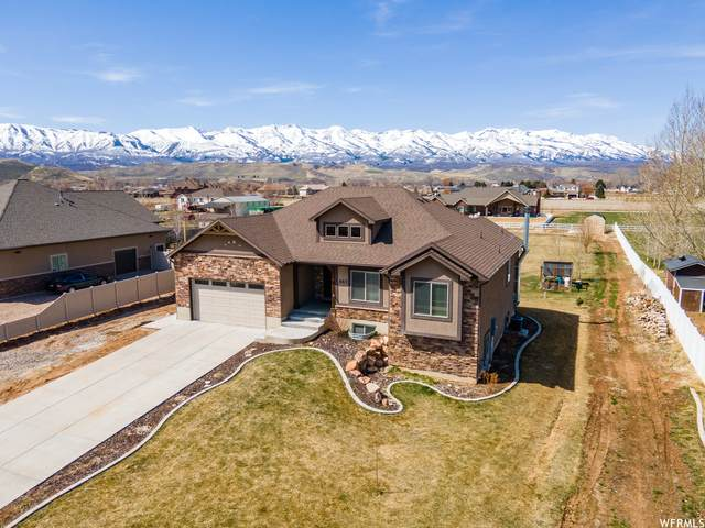 557 N 400 W, Morgan, UT 84050 (#1732650) :: The Fields Team