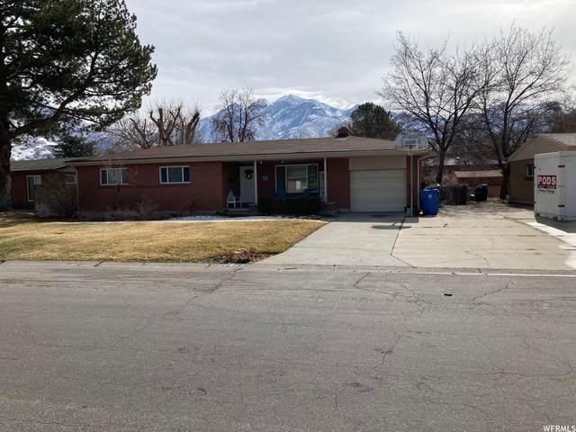 1818 E Meadow Dr, Salt Lake City, UT 84121 (#1732654) :: C4 Real Estate Team