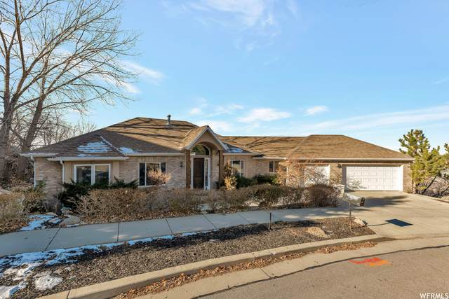 7902 S Honeywood Cove Dr, Salt Lake City, UT 84121 (#1732657) :: C4 Real Estate Team