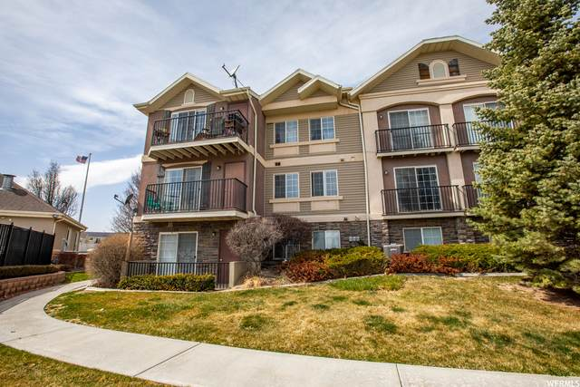 2120 N Morning Star Dr A5, Saratoga Springs, UT 84045 (#1732660) :: Exit Realty Success