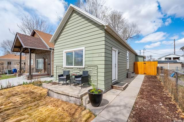 832 W Simondi Ave N, Salt Lake City, UT 84116 (#1732664) :: Bustos Real Estate | Keller Williams Utah Realtors