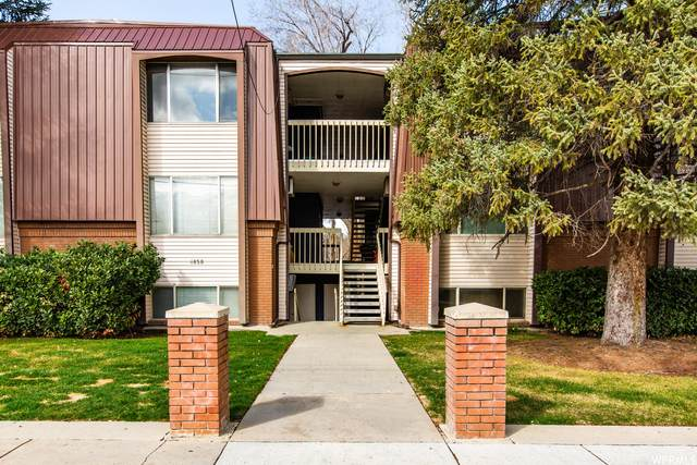 4850 S 1300 E #9, Holladay, UT 84117 (#1732670) :: The Perry Group