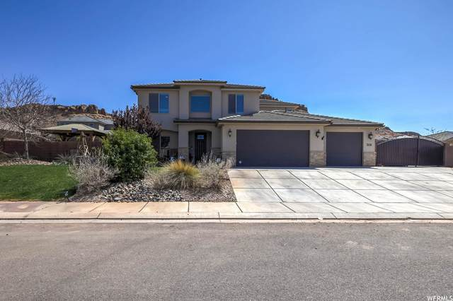 3126 E Tanoak Dr, St. George, UT 84790 (#1732698) :: C4 Real Estate Team