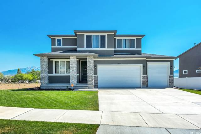 3304 S Blue Heron Dr W #214, Saratoga Springs, UT 84045 (#1732706) :: Doxey Real Estate Group