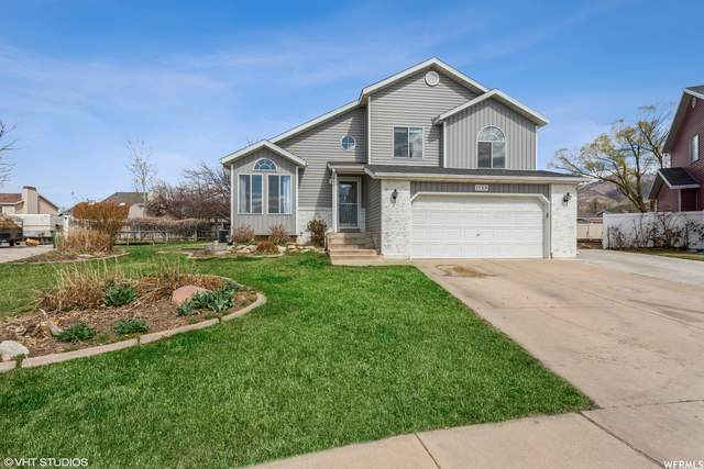 1723 S 350 E, Kaysville, UT 84037 (MLS #1732729) :: Lookout Real Estate Group