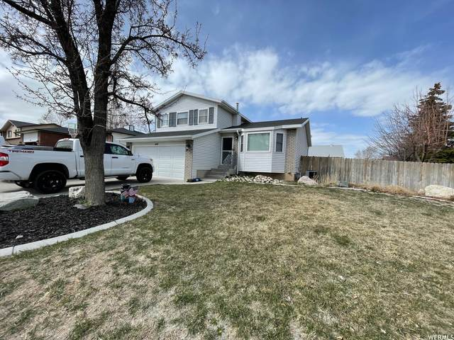 6000 W Eddington Ct, Salt Lake City, UT 84118 (MLS #1732736) :: Lookout Real Estate Group