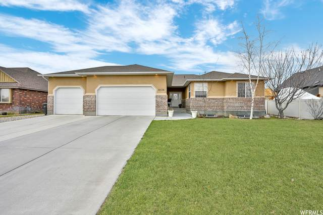 8136 S Red Cloud Way W, West Jordan, UT 84081 (#1732745) :: Villamentor