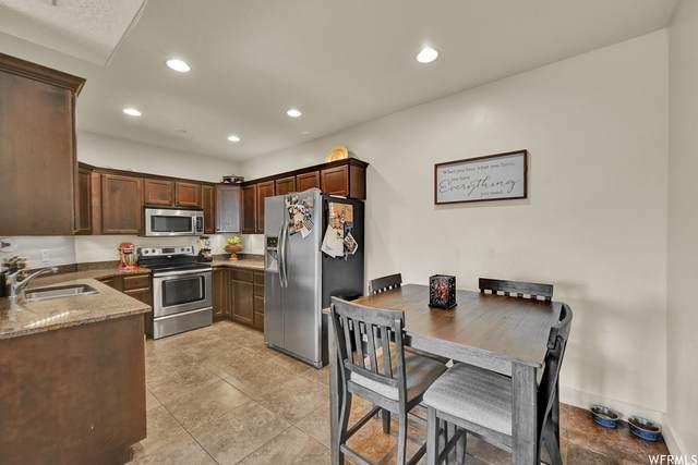 2158 N Springtime Dr W, Saratoga Springs, UT 84045 (#1732754) :: Berkshire Hathaway HomeServices Elite Real Estate