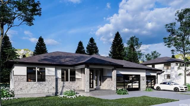 8398 S Levine Ln E #201, Sandy, UT 84070 (#1732775) :: Doxey Real Estate Group