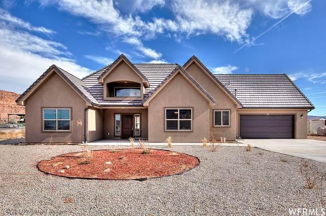 4293 Blu Vista Dr, Moab, UT 84532 (MLS #1732783) :: Lawson Real Estate Team - Engel & Völkers