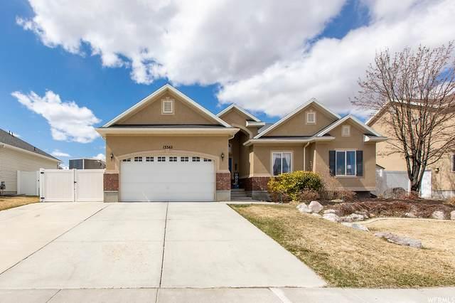13342 S Madeline Ln W, Herriman, UT 84096 (#1732794) :: Berkshire Hathaway HomeServices Elite Real Estate