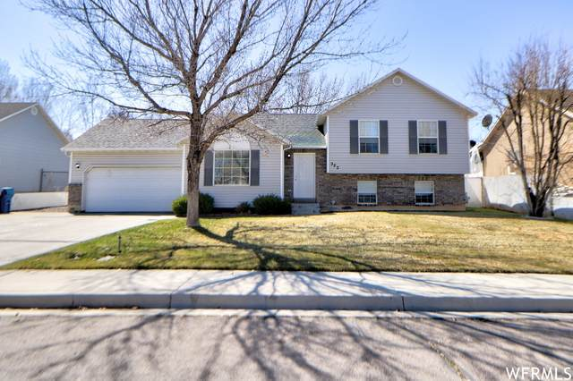 323 W 700 N, Santaquin, UT 84655 (#1732801) :: REALTY ONE GROUP ARETE