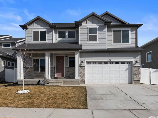 4371 E Willow Oak Way, Eagle Mountain, UT 84005 (#1732826) :: Bustos Real Estate | Keller Williams Utah Realtors