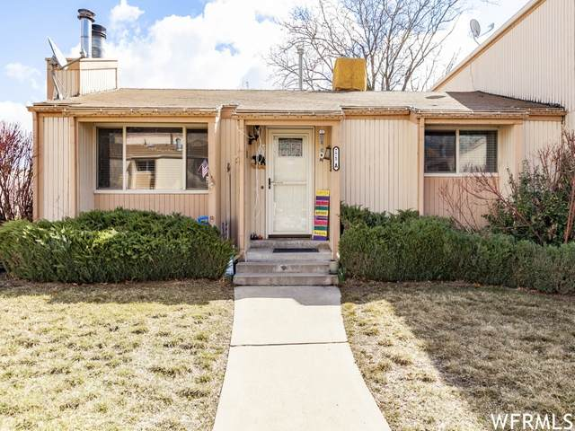 775 S 1650 E A, Clearfield, UT 84015 (#1732827) :: Colemere Realty Associates