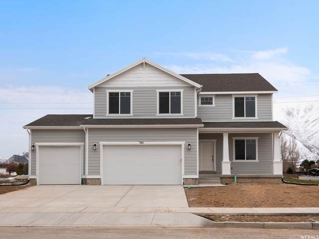 843 S 4110 W #330, Syracuse, UT 84075 (MLS #1732832) :: Lookout Real Estate Group