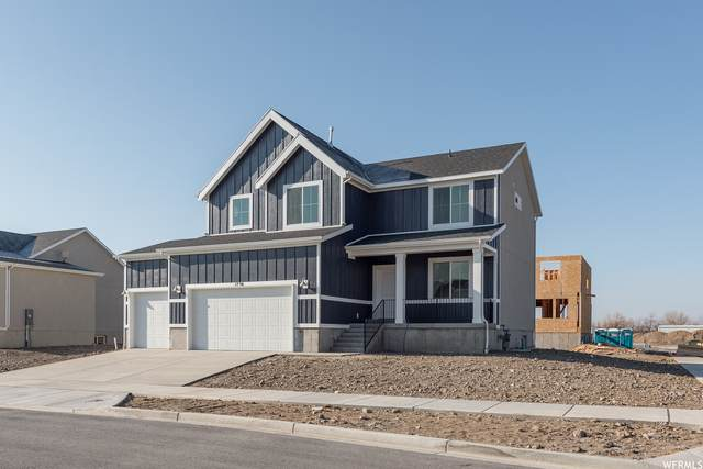 794 S 4050 W #325, Syracuse, UT 84075 (MLS #1732834) :: Lookout Real Estate Group