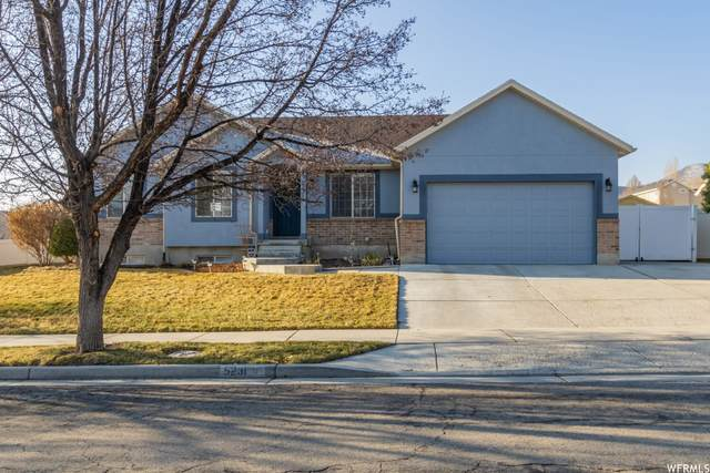 5231 W Leila Ln S, Herriman, UT 84096 (#1732845) :: Berkshire Hathaway HomeServices Elite Real Estate