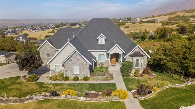 92 W Salem Hills Dr, Elk Ridge, UT 84651 (MLS #1732848) :: Lawson Real Estate Team - Engel & Völkers