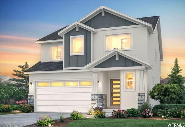 198 N Concord View Way #159, Saratoga Springs, UT 84045 (#1732858) :: Zippro Team