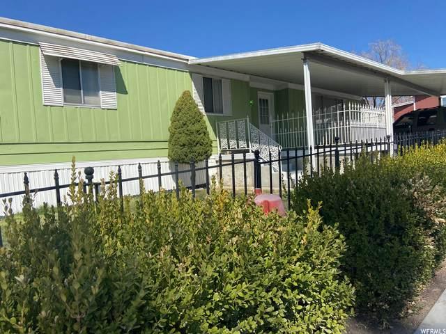 155 S 1200 W #67, Orem, UT 84058 (MLS #1732860) :: Lookout Real Estate Group