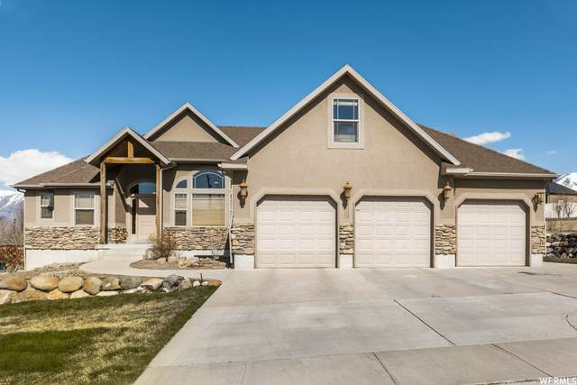 1391 S River Ridge Ln W, Spanish Fork, UT 84660 (#1732869) :: C4 Real Estate Team