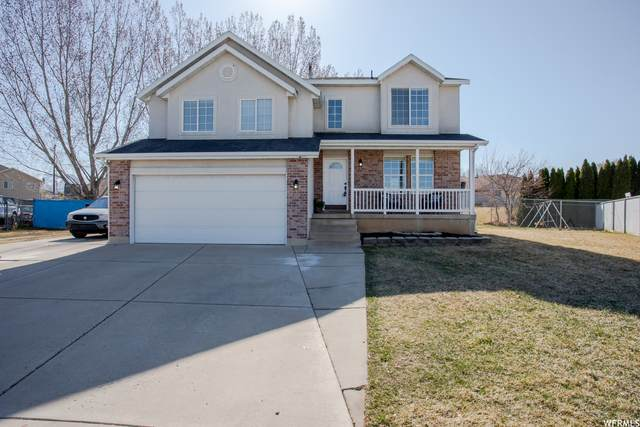 3153 W 4675 S, Roy, UT 84067 (#1732871) :: Doxey Real Estate Group
