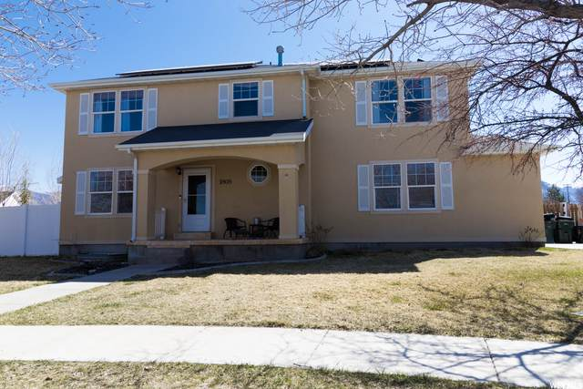 1808 N 210 W, Tooele, UT 84074 (MLS #1732879) :: Lookout Real Estate Group