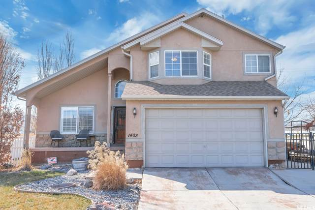 1403 S Horseshoe Rd, Saratoga Springs, UT 84045 (MLS #1732883) :: Lookout Real Estate Group