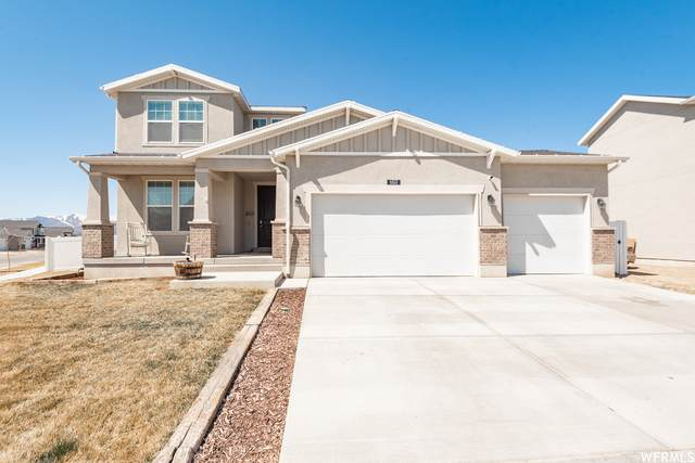 6513 N Davis Knolls Dr, Eagle Mountain, UT 84005 (MLS #1732896) :: Lookout Real Estate Group