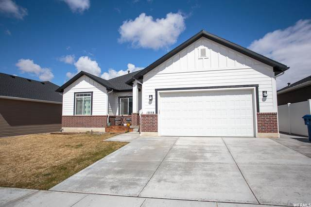1058 W 540 S, Brigham City, UT 84302 (#1732898) :: Colemere Realty Associates