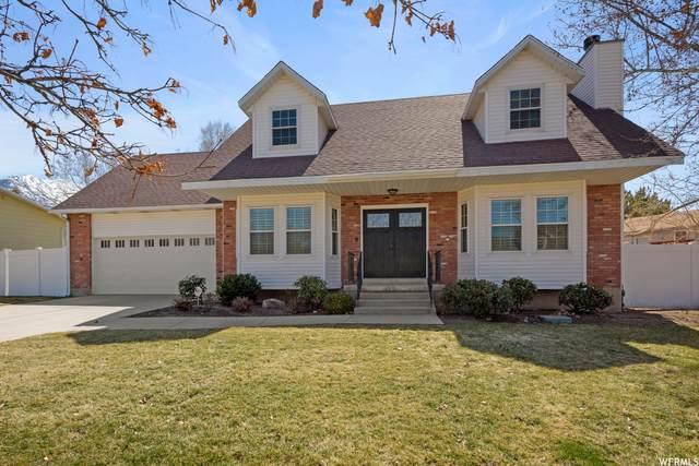 2592 E Golden Eye Dr, Sandy, UT 84093 (MLS #1732911) :: Lookout Real Estate Group