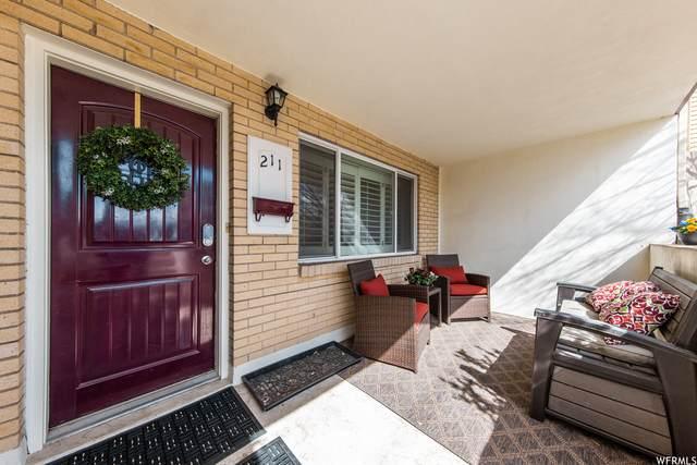 211 E Third Ave N, Salt Lake City, UT 84103 (#1732919) :: Bustos Real Estate | Keller Williams Utah Realtors
