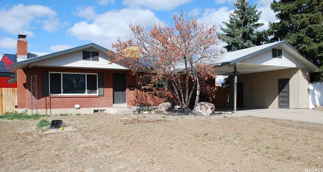 400 W 1185 N, Clearfield, UT 84015 (#1732935) :: Doxey Real Estate Group