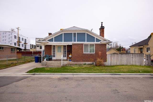 1278 E Hudson Ave S, Salt Lake City, UT 84106 (#1732938) :: The Fields Team
