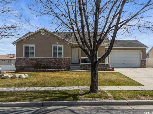 3315 S Newmark Dr, West Valley City, UT 84128 (#1732946) :: Doxey Real Estate Group
