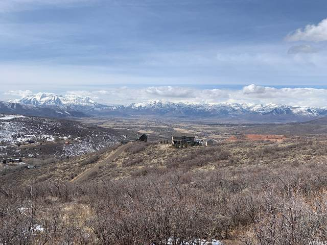 1908 S Ridgeline Dr, Heber City, UT 84032 (MLS #1732972) :: High Country Properties