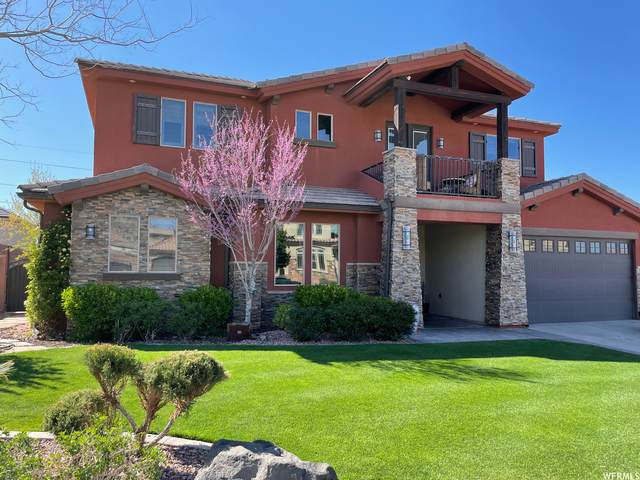 3702 S 2640 E, St. George, UT 84790 (#1732973) :: Colemere Realty Associates