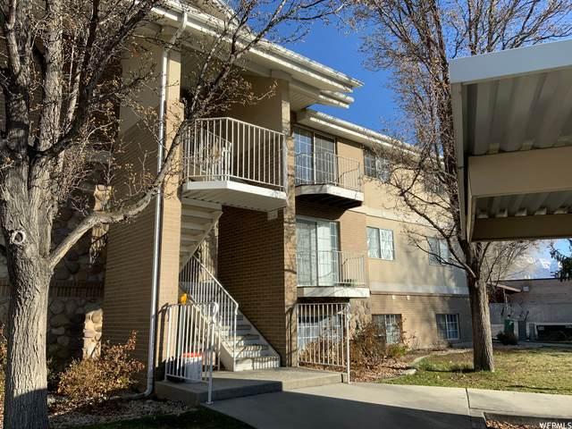 1303 Riverside St N #33, Provo, UT 84604 (#1732975) :: Berkshire Hathaway HomeServices Elite Real Estate