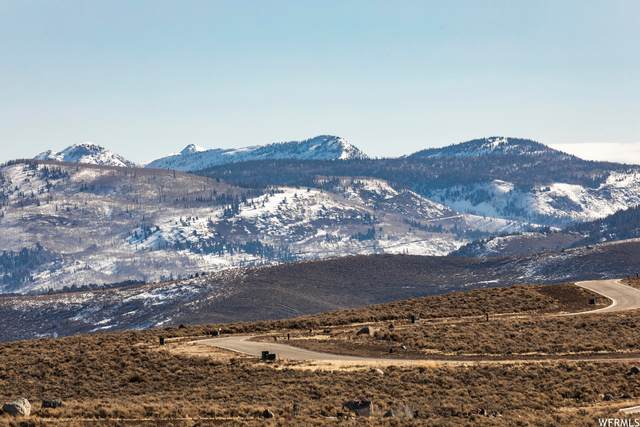 367 E Backcountry Way #367, Heber City, UT 84032 (MLS #1732987) :: High Country Properties