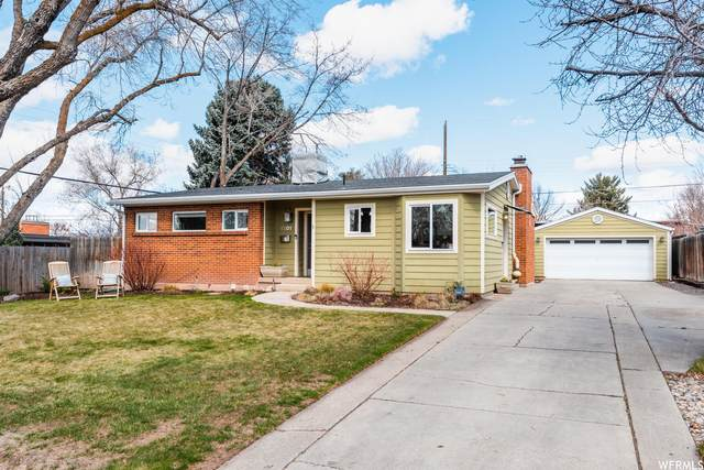 1201 E 3745 S, Salt Lake City, UT 84106 (#1732995) :: goBE Realty
