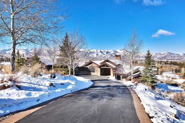 7223 N Sage Meadow Rd, Park City, UT 84098 (MLS #1732999) :: Lookout Real Estate Group
