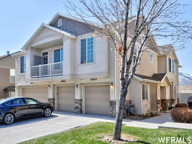 6962 S Traveler W, West Jordan, UT 84081 (MLS #1733002) :: Lookout Real Estate Group