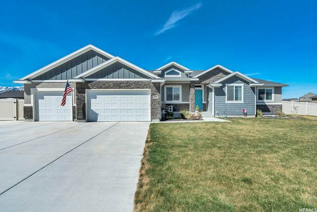 438 S Roadster Ln, Grantsville, UT 84029 (#1733005) :: Berkshire Hathaway HomeServices Elite Real Estate