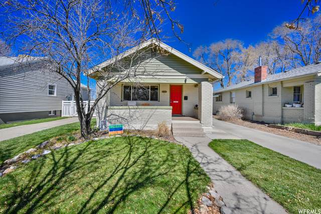 357 E Hollywood Ave, Salt Lake City, UT 84115 (#1733020) :: Bustos Real Estate | Keller Williams Utah Realtors