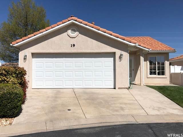1360 E Telegraph St #19, Washington, UT 84780 (MLS #1733028) :: Lookout Real Estate Group