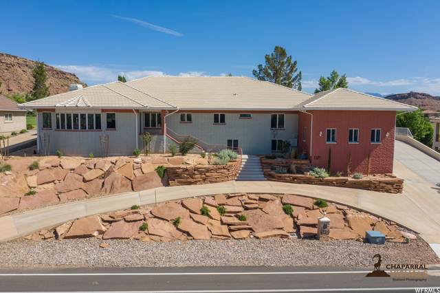1320 W Bloomington Dr S, St. George, UT 84790 (#1733029) :: REALTY ONE GROUP ARETE