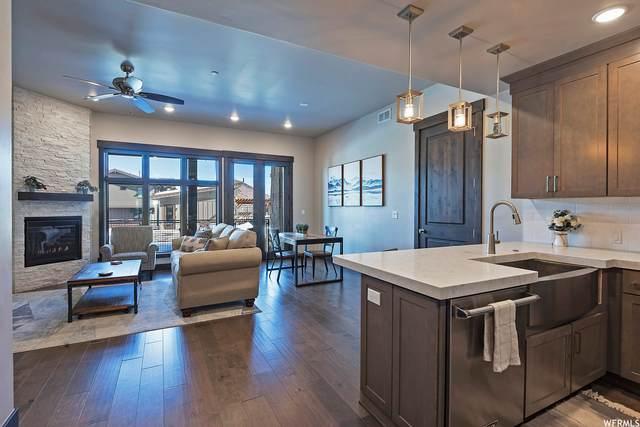 3751 Blackstone Dr Dr 1A, Park City, UT 84098 (#1733035) :: Gurr Real Estate