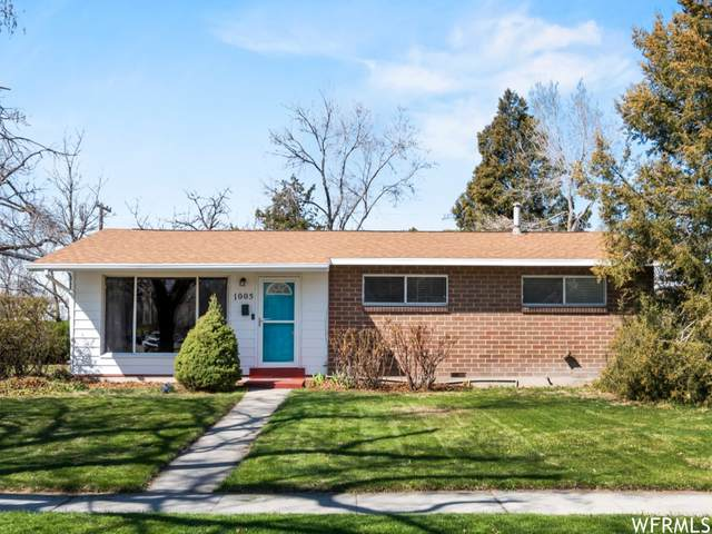 1005 N Buccaneer Dr, Salt Lake City, UT 84116 (#1733039) :: Berkshire Hathaway HomeServices Elite Real Estate
