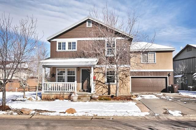 1087 E Foxcrest Dr, Park City, UT 84098 (#1733040) :: Bustos Real Estate | Keller Williams Utah Realtors