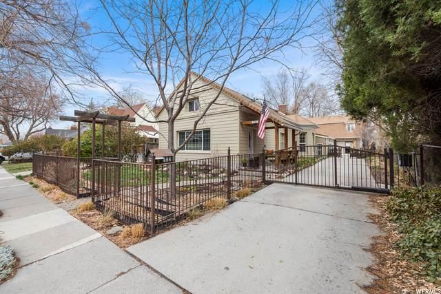 1535 S 600 E, Salt Lake City, UT 84105 (MLS #1733044) :: Lookout Real Estate Group